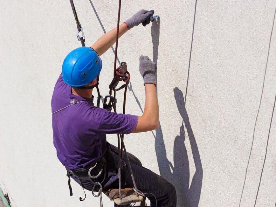 כללי בטיחות לעבודה בגובה